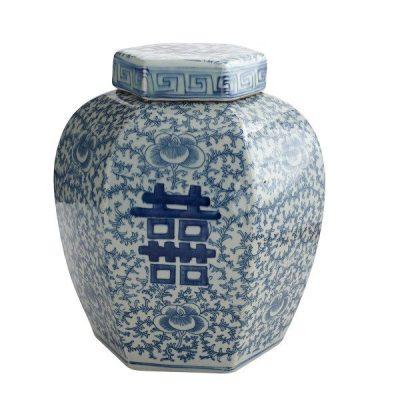 Chinoiserie Infinity Jar