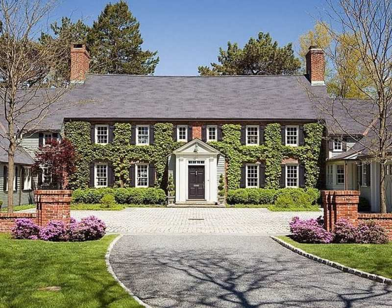 The Truth Behind Ivy Covered Houses The Glam Pad