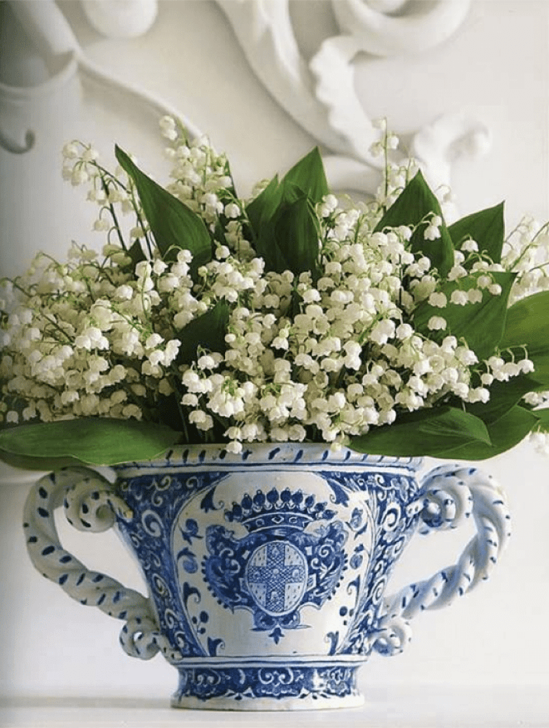 Happy lily of the valley day the glam pad carolyne roehm izmirmasajfo