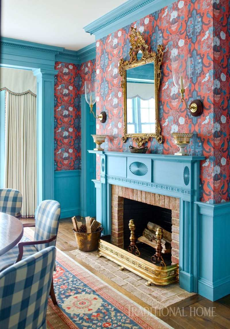 A Historicaly Inspired Dutch Colonial by Gil Schafer - The Glam Pad
