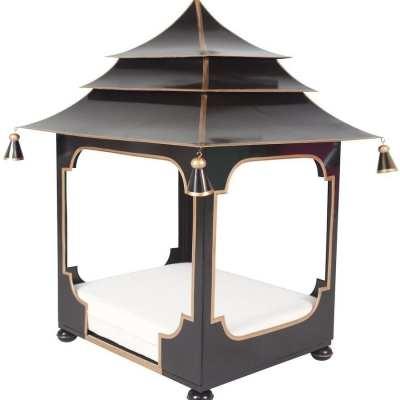 Pagoda Dog Bed