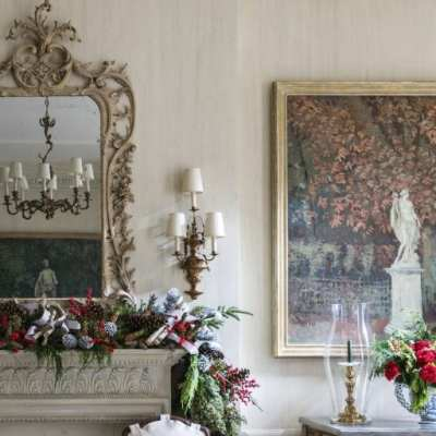 Seven Christmas Decorating Ideas from Charlotte Moss