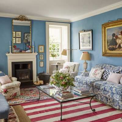 Louise Townsend's Idyllic English Country Home