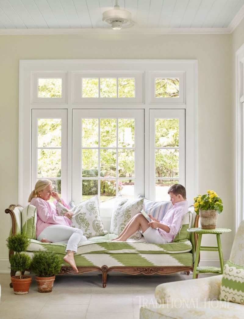 Sarah Bartholomew Infuses a 1920s Nashville Home with Color - The ...