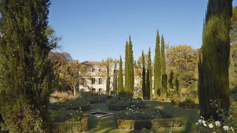 Bunny Williams Renovates A Farmhouse In Provence The Glam Pad