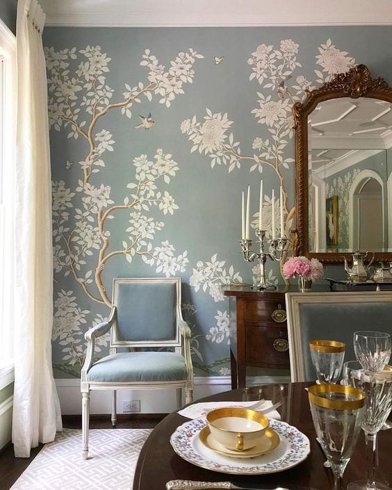 Gracie Wallpaper Chinoiserie Stark Carpet Deborah Hensley