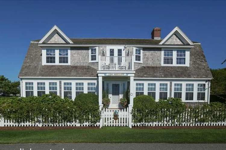 A 19th Century Nantucket Home for Sale