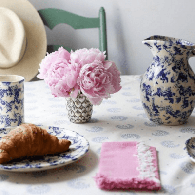 Sister Parish Home Goods Collection