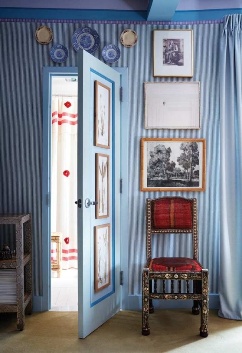 Power-Of-Pattern_p207-frank-de-biasi-mattress-ticking-upholstered-walls
