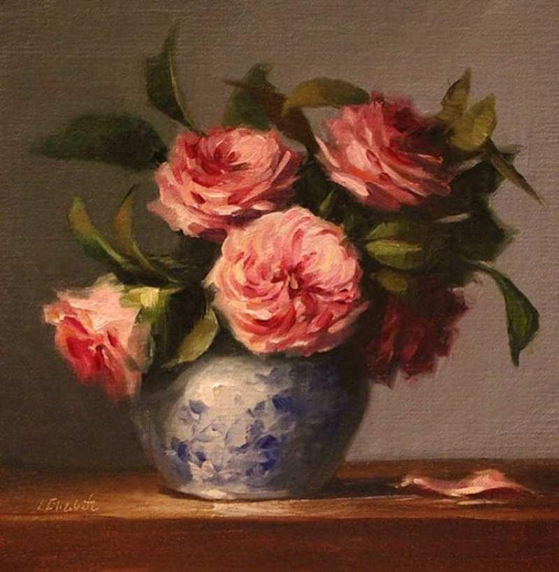 blue-and-white-porcelain-vase-pink-roses-oil-painting-carolina-elizabeth