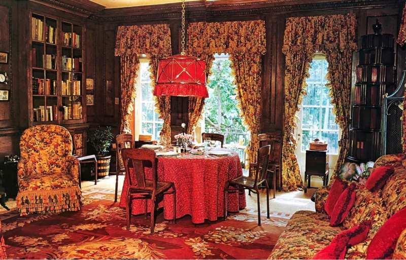 chintz-curtains-dining-room-renzo-mongiardino-1-sutton-place