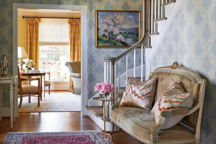 Charming in Charlotte: A Classic Meyers Park Renovation