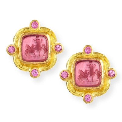 Elizabeth Locke Earrings