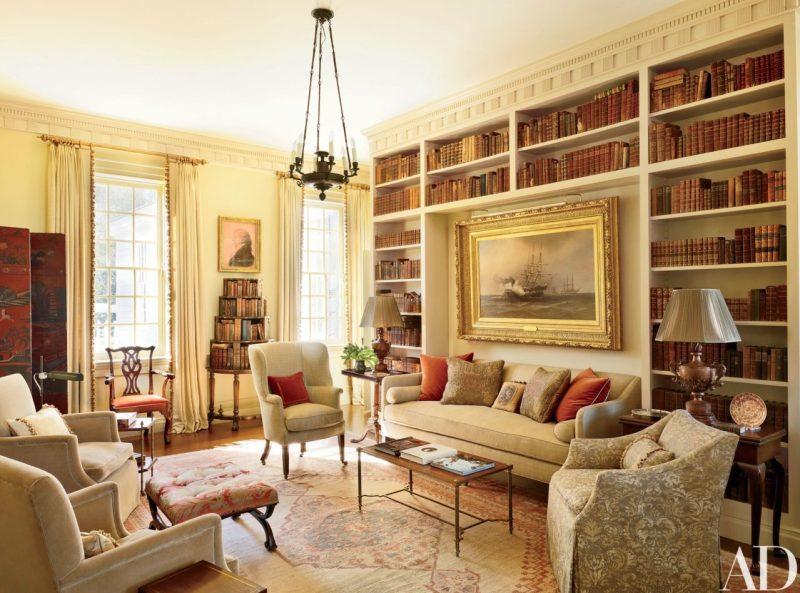 Amelia Handegan Restores An 18th Century Virginia Estate