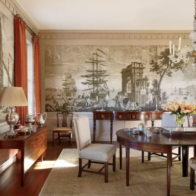Amelia Handegan Restores an 18th-Century Virginia Estate