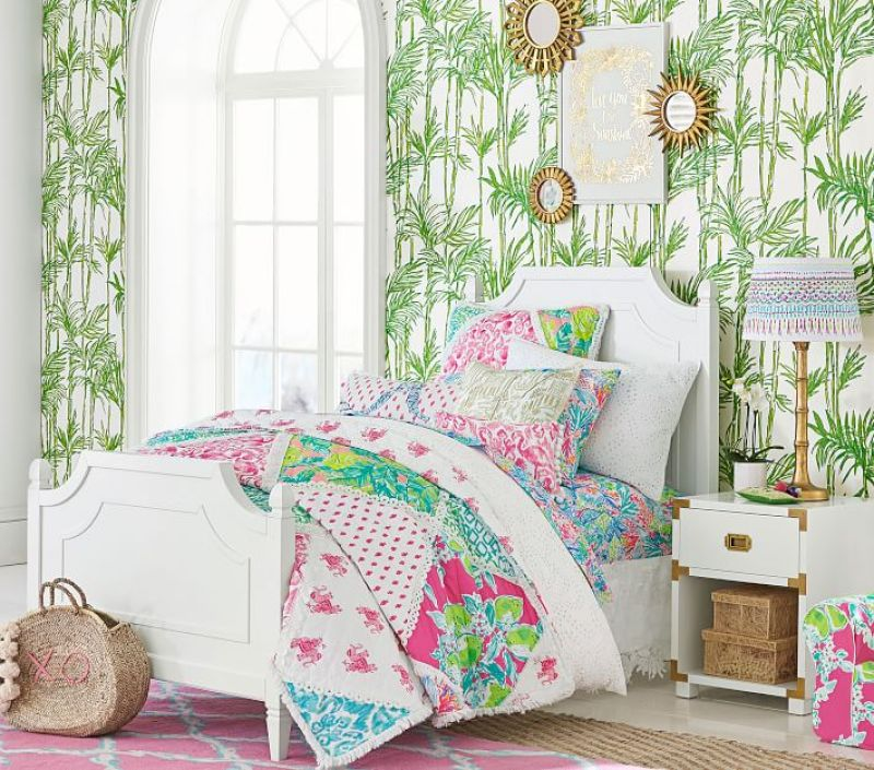 Lilly Pulitzer For Pottery Barn The, Lilly Pulitzer First Impression Bedding