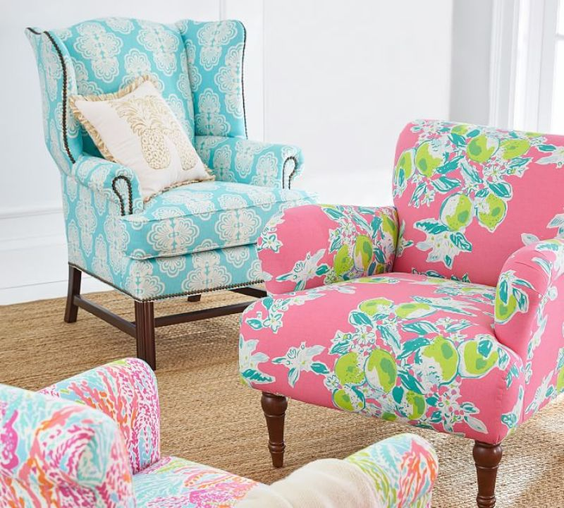 Lilly Pulitzer For Pottery Barn The Glam Pad