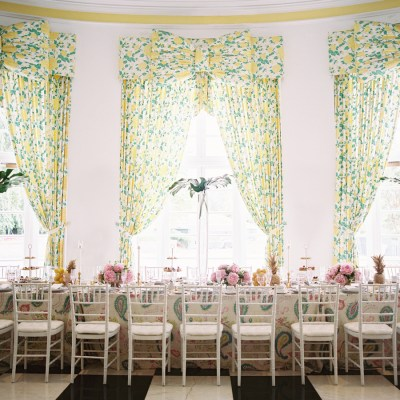 Bridal Tea at The Greenbrier