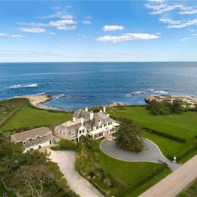 Edith Wharton's Newport Home is for Sale!