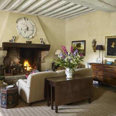 Imogen Taylor's Burgundy Village Home