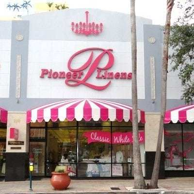Pioneer Linens: A Palm Beach Tradition Since 1912