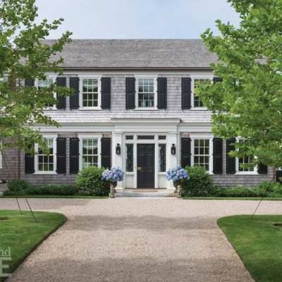 A Cape Cod Home Designed For Antiques
