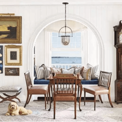 An 18th Century Seaside Cottage Saved from the Wrecking Ball