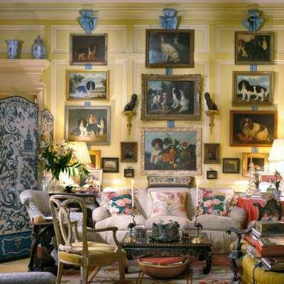 Mario Buatta's Manhattan Apartment is for Sale