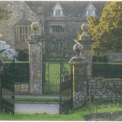 The Land Gardners at Wardington Manor