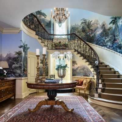 Zuber: Two Centuries of Panoramic Wallpaper