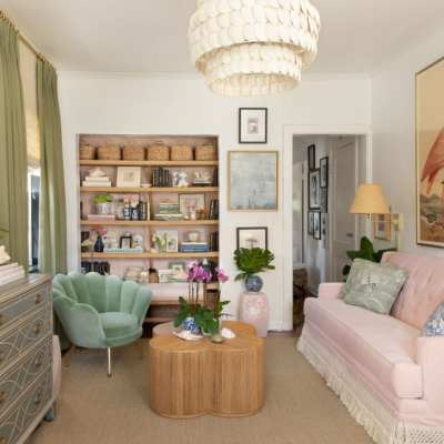 A Palm Beach Apartment by Danielle Rollins
