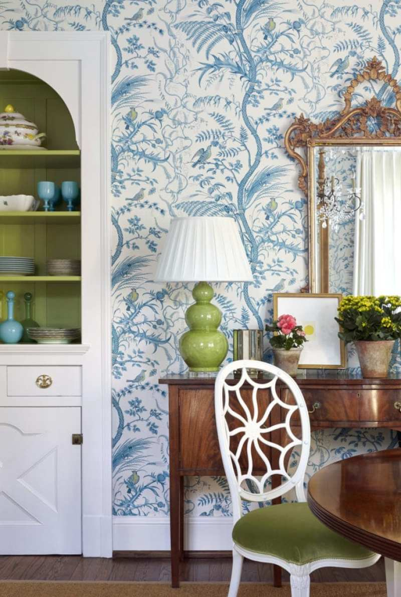 Bird And Thistle A Timeless Classic By Brunschwig Fils The Glam Pad