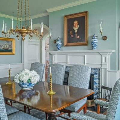 Jane Ellsworth's Exquisite Nantucket Home