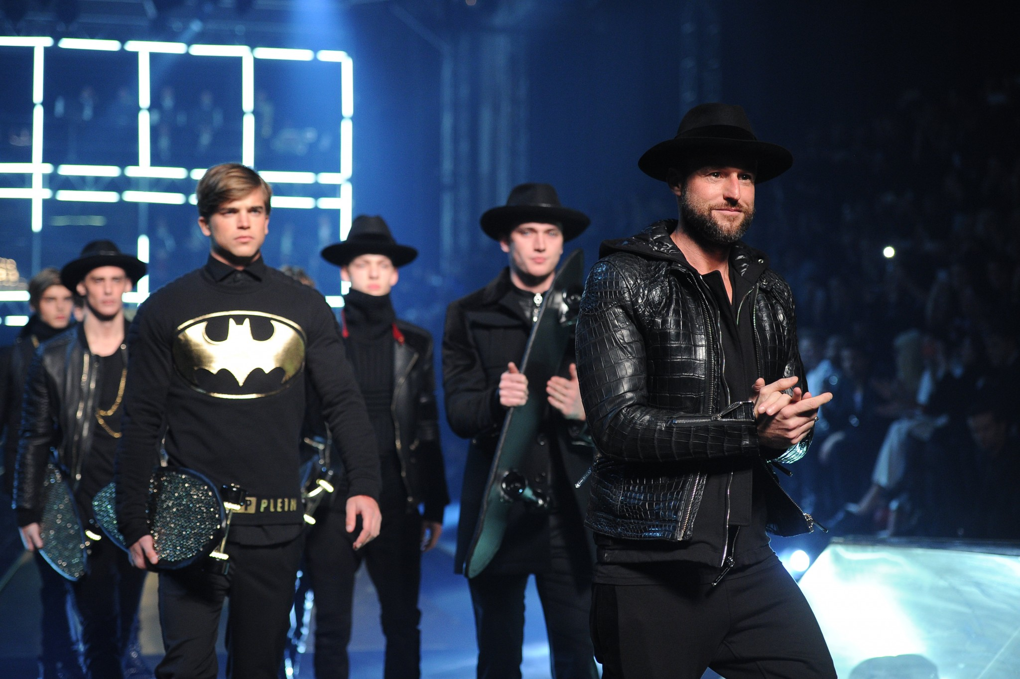 0915b20423 Menswear AW16 Milan: Philipp Plein – The Glass Magazine