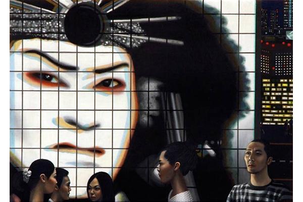 Electric Tokyo by Carl Randall