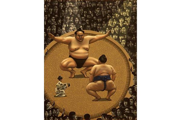 Sumo by Carl Randall