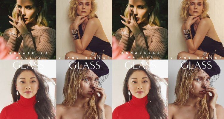 Glass Magazine Covers Issue 44