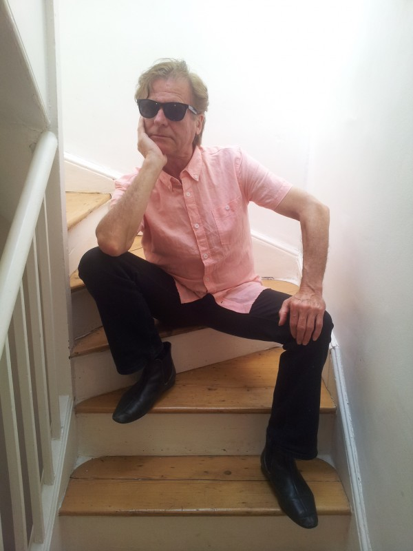 Tymon Dogg (stairs)
