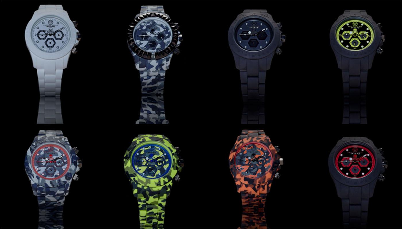 4e4564eebe Philipp Plein Launches Watch Collection #PLEINTIME – The Glass Magazine