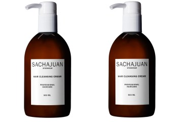 SachaJuan cleansing hair cream