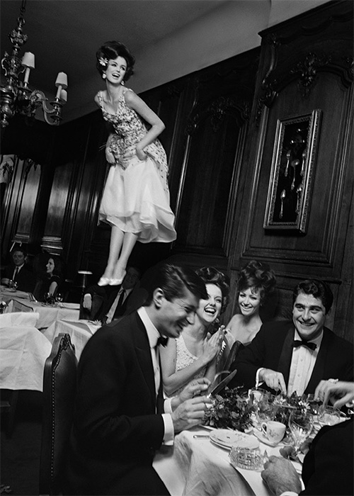 Happarition, Paris, 1965, Dorothea, McGowan