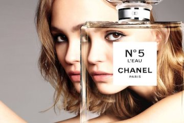 Lily Rose Depp Chanel L'eau