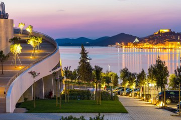 Front Page. Exterior of D-Resort Sibenik Hotel