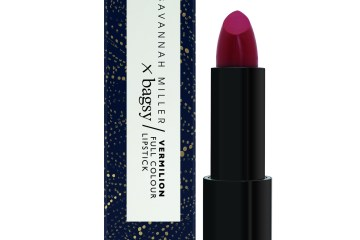 Savannah Miller x Bagsy lipstick