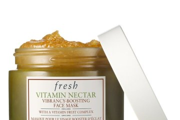 Fresh face mask vitamin nectar, Vibrancy Boosting Face Mask
