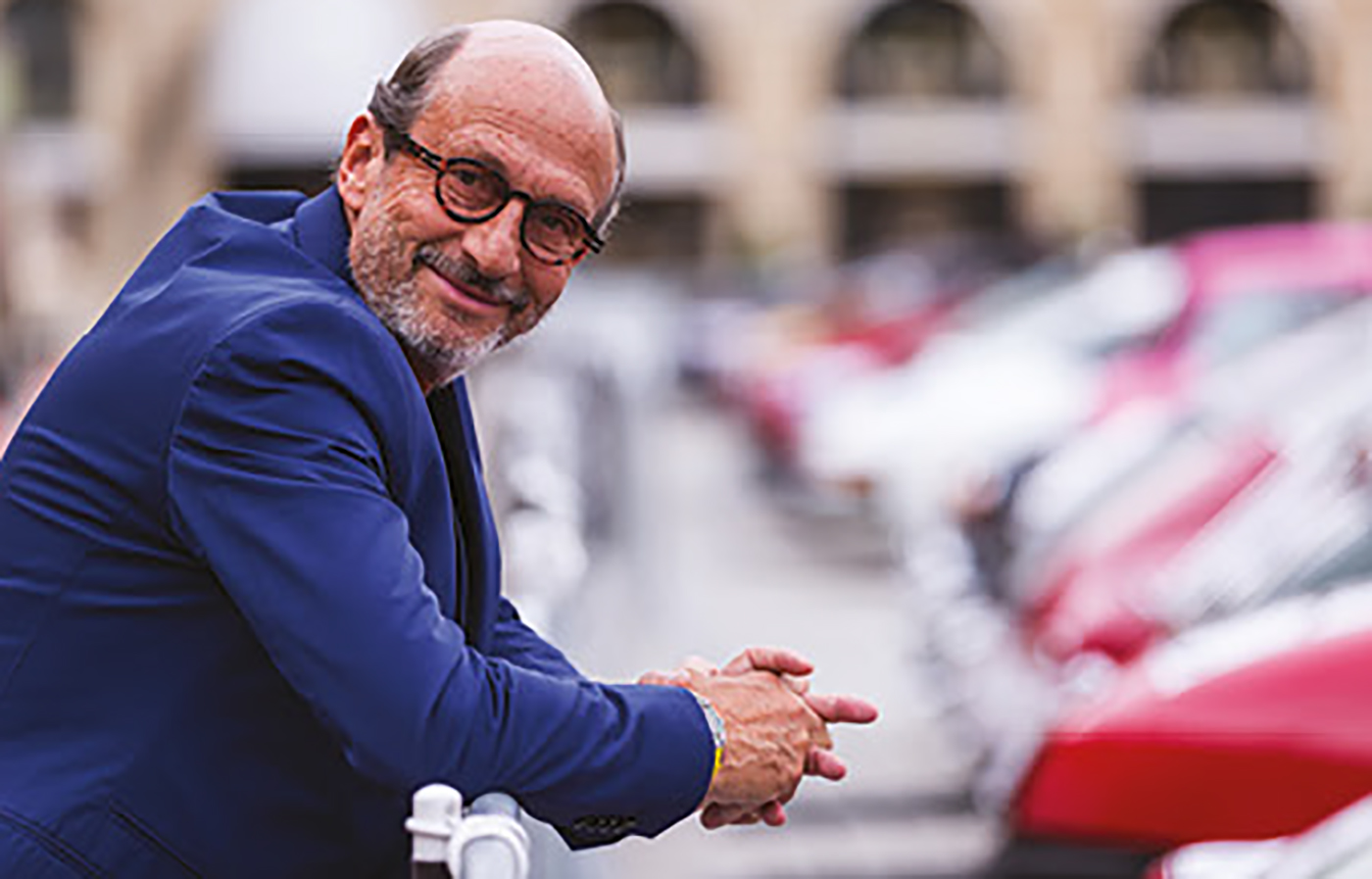 Keeping Time Glass Meets Richard Mille Founder Of The Eponymous Pioneering Watch Brand The Glass Magazine