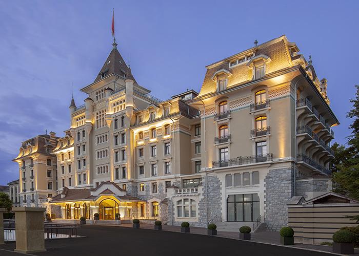 The Royal Savoy Lausanne Geneva