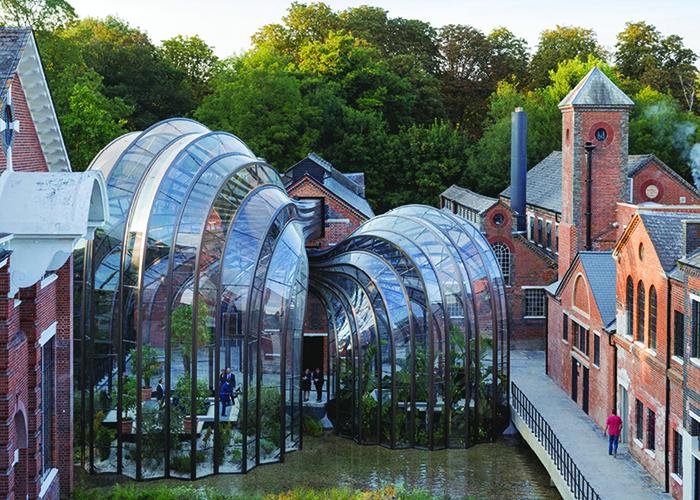 STORYPicture-与众不同的建筑 - 孟买蓝宝石酿酒厂