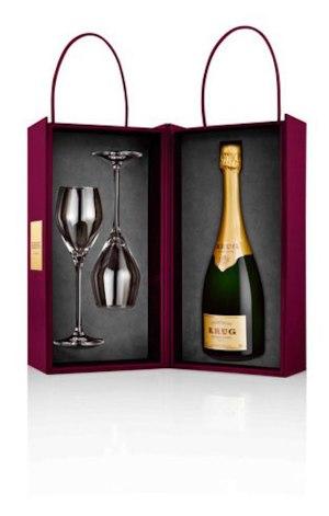 Krug Grande Cuvée Sharing Set NV Champagne
