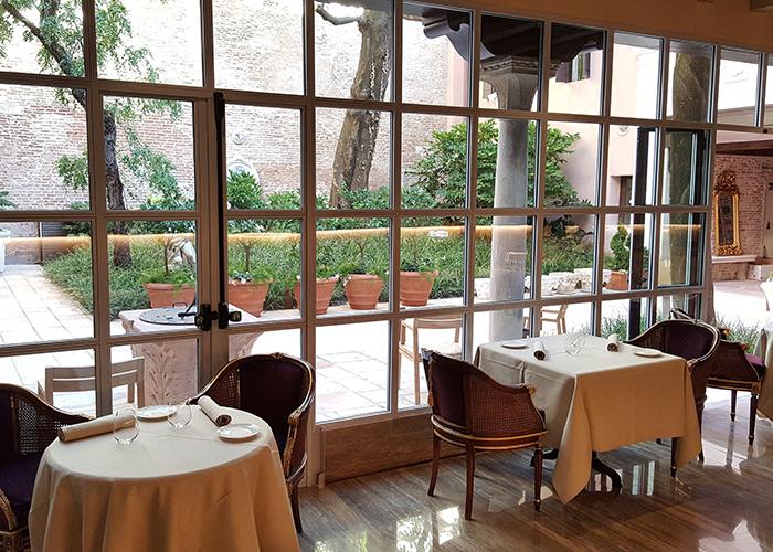 story pic Palazzo Venart Restaurant GLAM